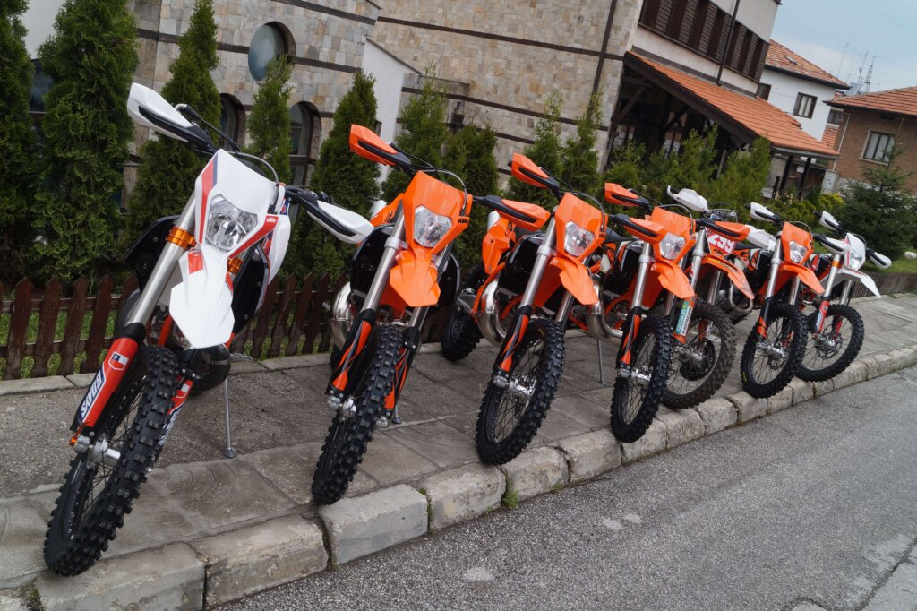 seven brand new 2019 enduro motorcycles