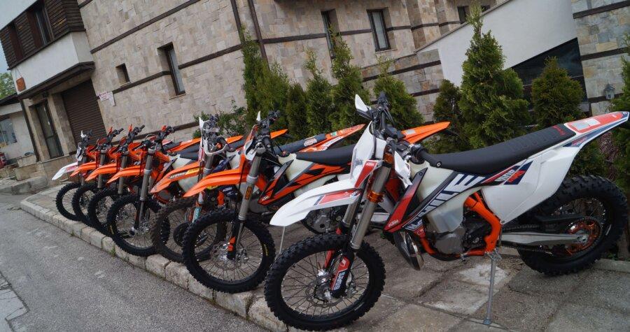 seven brand new 2019 enduro motorcycles