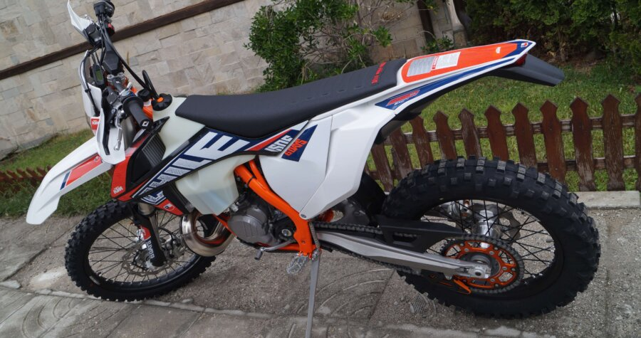 ktm exc 250 tpi 2019 chile edition