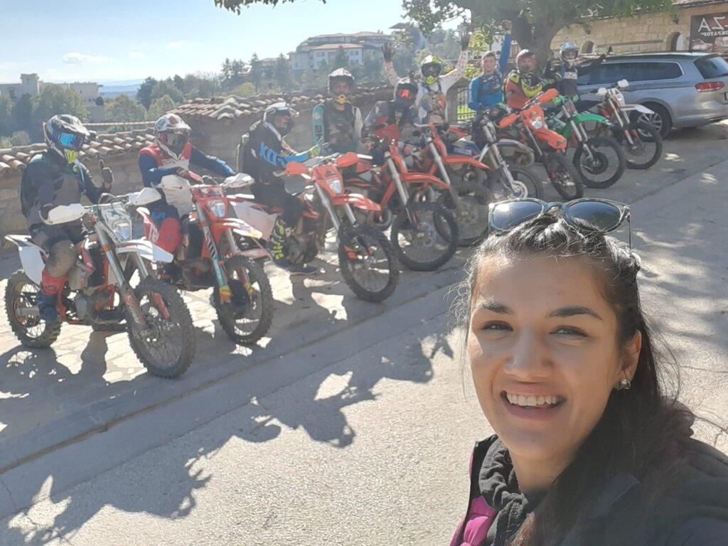 enduro motorcycles Bulgaria