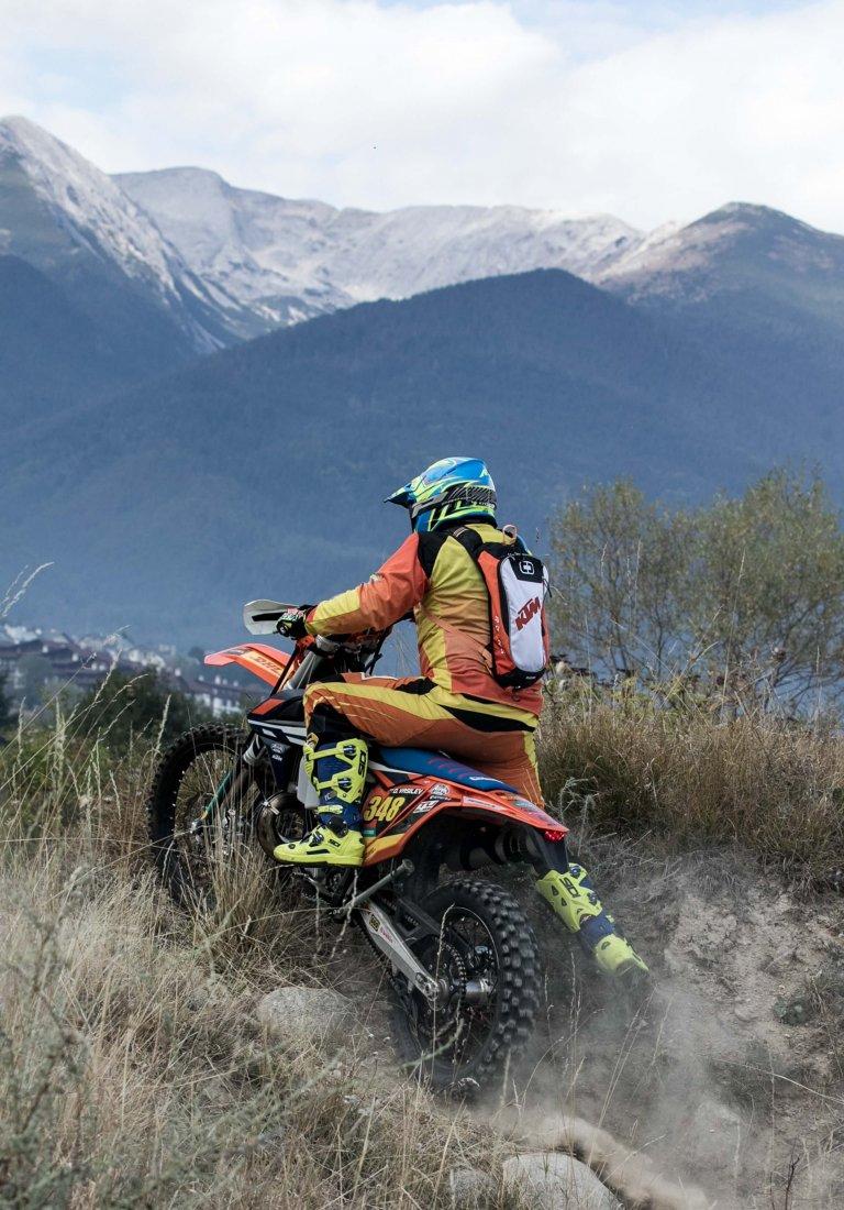 standard tour 3 days enduro riding ENDURO TOURS BULGARIA